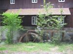 Das Wasserrad der Hagmühle
