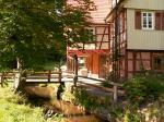 Mühlenansicht: Auf der Leinbrücke 2